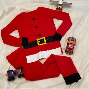 Boy's Carter's Santa Suit pajama set